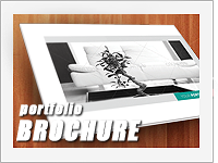portfolio brochure template